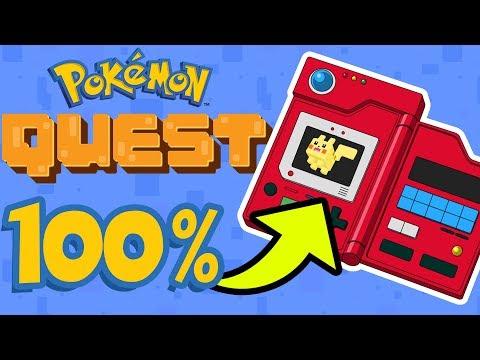 Pokemon Quest - 100% POKEDEX FINALE [Episode 14 | Nintendo Switch/Android/IOS]