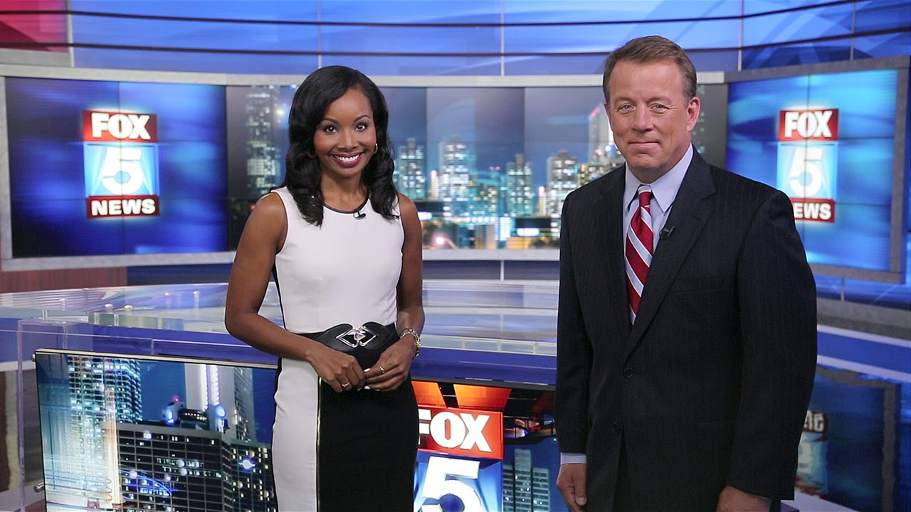 Quick Look: The new home of FOX 5 News