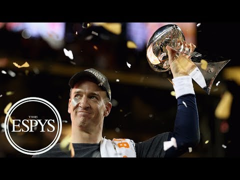 Peyton Manning Outgrows Dad