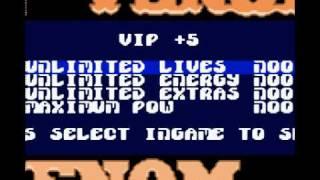 VENOM - VIP +5 trainer - GBC Cracktro / Crack Intro ( GAME BOY NINTENDO)
