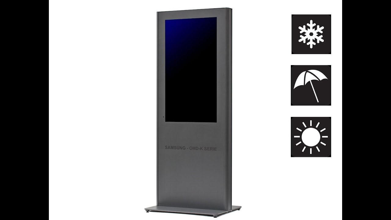Outbox Outdoor Stele Samsung OHD-K OH46D K / OH55D K 45-46 ...