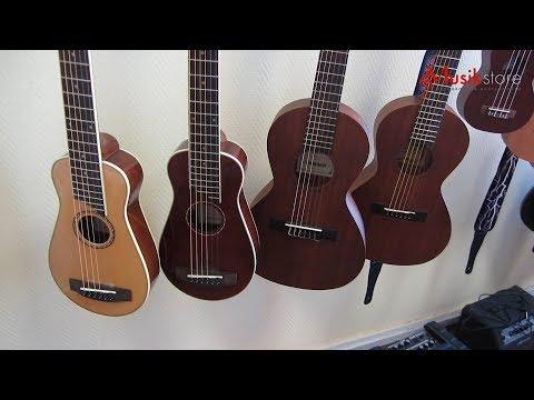 Гитары маленькие. Походные. Тревел (Trevel). Где купить недорого? Обзор Мьюзик-Стор | Musik-store.ru