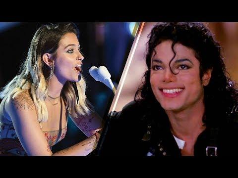 Paris Jackson Can SING Like Her Dad Michael!