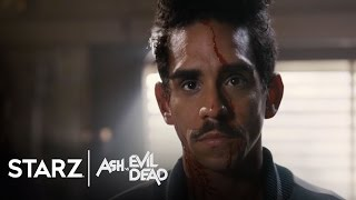 Ash vs Evil Dead | The Reluctant Hero and His Crew | STARZ
