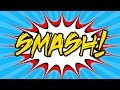 Photoshop Tutorial for Beginners: Create a Cartoon, Comic Book, Pop Art Text Effect Poster