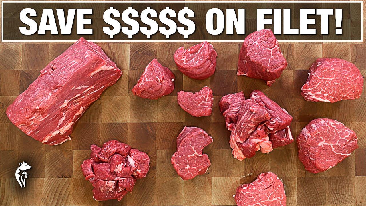 Download Techniques: Breaking Down A Beef Tenderloin - Cheap Filet Mignon!