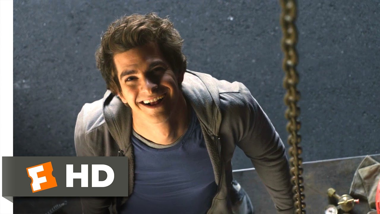 The Amazing Spider-Man – Love Struck Skateboarding Scene (2/10) | Movieclips