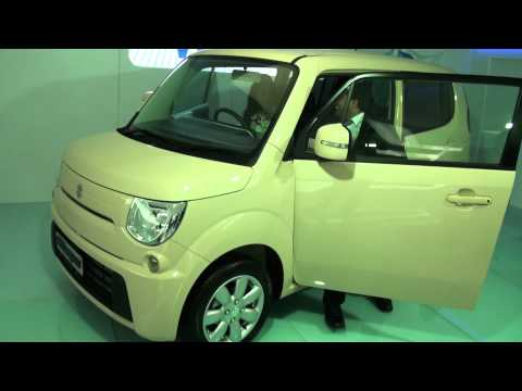 Suzuki MR Wagon - Auto Expo 2012