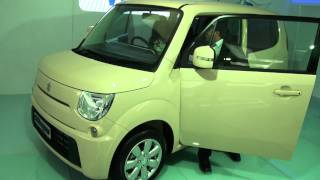 Suzuki MR Wagon - Auto Expo 2012