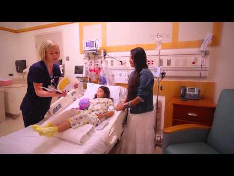 Preparing for Pediatric Orthopaedic Surgery at UCLA Medical Center, Santa Monica - Spanish