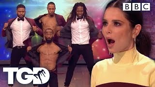 WOW! Street Dancers Frobacks Turn Up The Heat! 🔥 | The Greatest Dancer