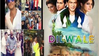 Dilwale Song Leaked Ft. in movie Shahrukh Khan| Kajol |Varun Dhavan |Kirti Sanon