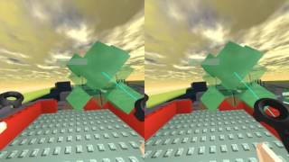 The ROBLOX HTC Vive experience - Part 3: Teleporting n' stuff.