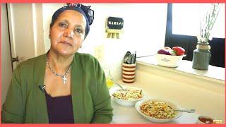 Ethiopian Food - How to Make Tikil Gomen Selata/Cabbage Salad - የጥቅል ጎመን ሰላጣ አሰራር - ማማዬ