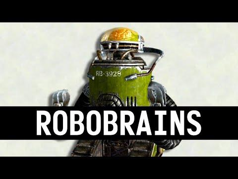 Fallout Lore: Robobrains