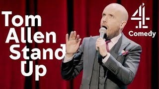 The Politics of Hen Parties | Tom Allen: Absolutely Live