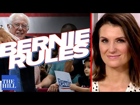 Krystal Ball: The Establishment starts to bend the knee to Bernie