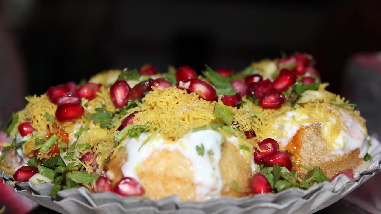 Sev Puri Street Food