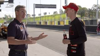 Supercars driver Chris Pither experiences all the action that Western Sydney has to offer!