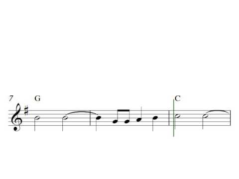 This Land Is Your Land - Free easy soprano recorder sheet music