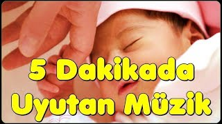 Bebekler için sakinleştirici müzik