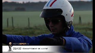 AMV Assurance - Tour de France de mobylette : L'étape Cloué