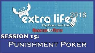 RT Extra Life 2018 - Punishment Poker