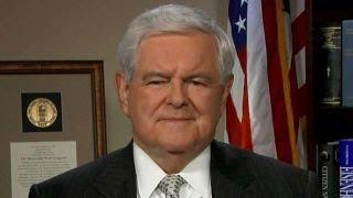 Gingrich  Elite media, left wing Dems represent a big lie