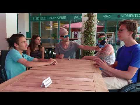 Camäleon TV: Menschen mit Behinderung im öffentlichen Raum