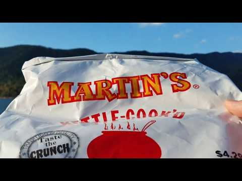 Martin's Kettle Cooked Potato Chips Review