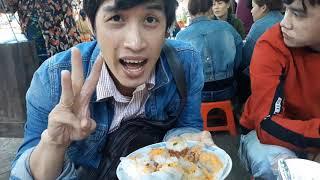 Càng quét ẩm thực chợ Đông Ba Huế - PhuTha vlog