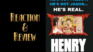 """Henry: Portrait Of A Serial Killer"" Reaction & Review"