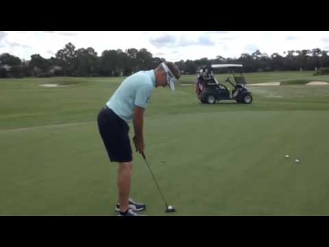 Putting tips from Ian Poulter