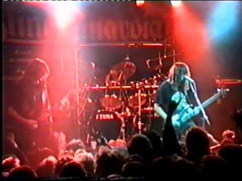Blind Guardian - Traveler In Time - live Frankfurt 1992 - Underground Live TV recording