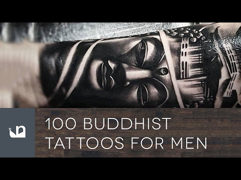 100 Buddhist Tattoos For Men