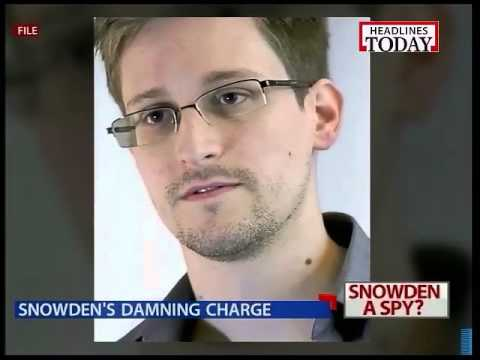 I was trained as a spy: Edward Snowden