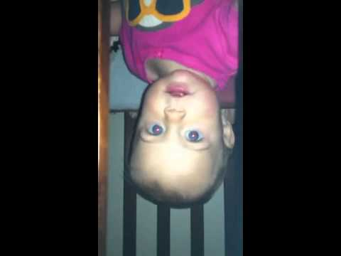 Kinsley Anne's bedtime rituals