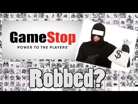 People Get Robbed And Tasered At Gamestop?!