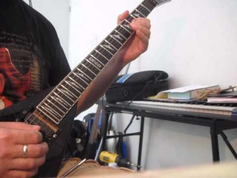 Joe Satriani-Love Thing-Cover-Guitar Rig 4