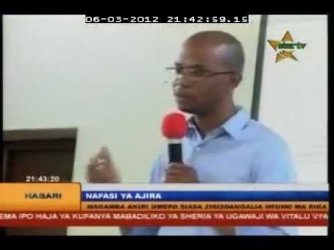Hon  January Makamba's Tanzania Post 2015 Lecture Series   Na Wahitimu wa Vyuo 2011, Mkoa wa DSM