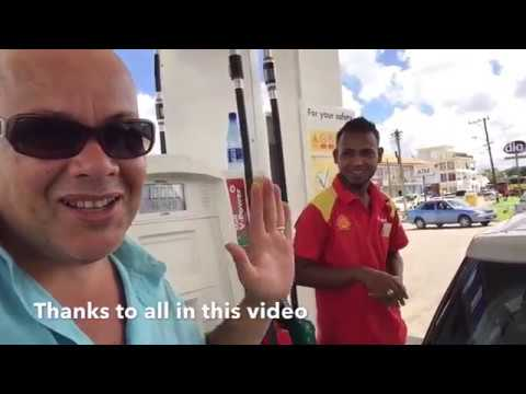 Adventure in Suriname - Episode 5 Driving from Lelydorp to Colakreek + Zandery 2017