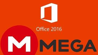 Descarga e Instala sin internet Office 2016 Link Mega (ISO FULL)