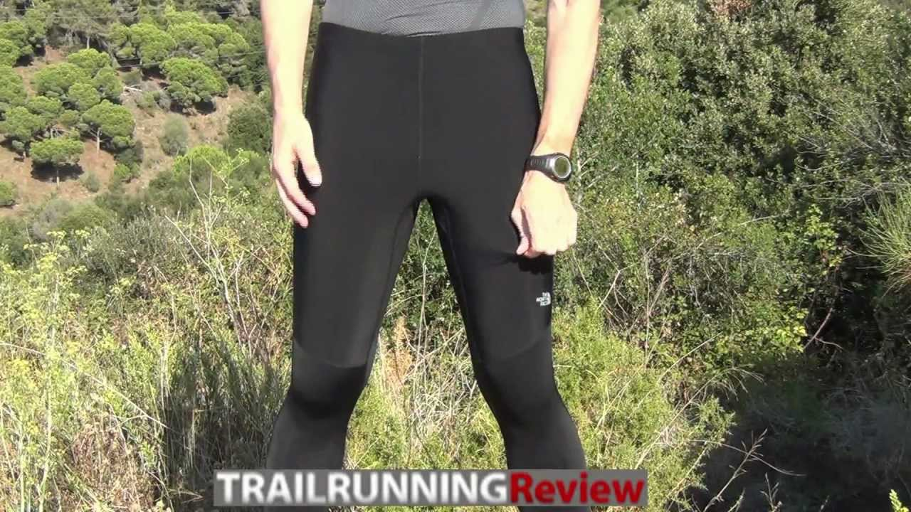 cd84dfb40e790 The North Face Trail Warm Tight Review - YouTube