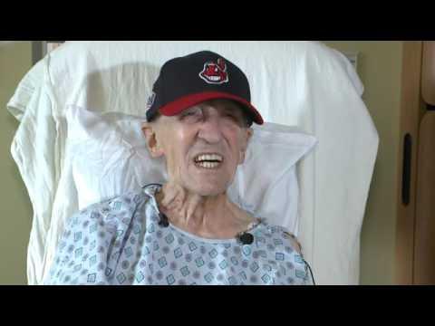 1948 World Series Cleveland Indians` Usher