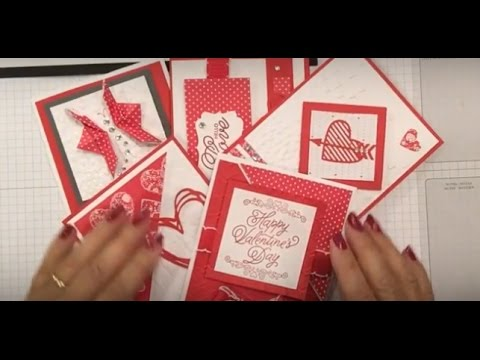 6 X 6 One Sheet Wonder   Sending Love