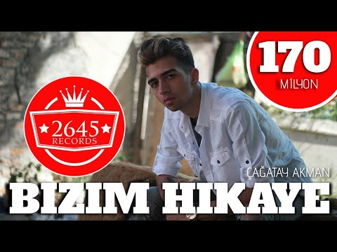 Çağatay Akman  - Bizim Hikaye (Official Video)