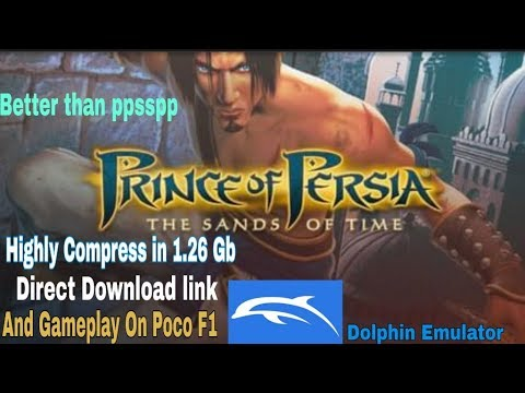 Prince Of Persia The Sands Of Time Highly Compressed Download On Android Gameplay On Poco F1