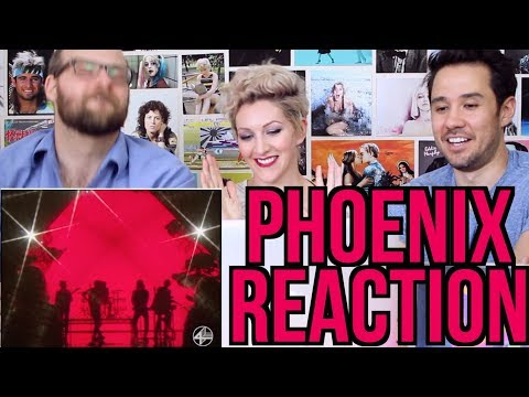 Phoenix - J Boy Music Video - REACTION