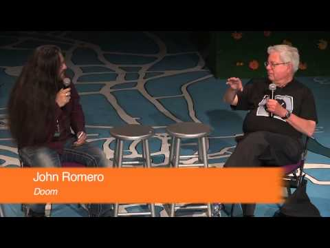 A conversation with John Romero and Steve Russell