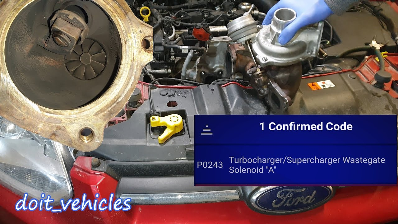 1 0 Ecoboost Ford Focus Turbocharger Replacement Tests How It Works Things To Know Diy Youtube